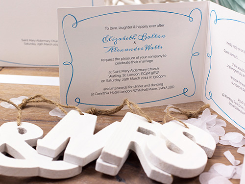 Marry Me Wedding Stationery Graphic Design
