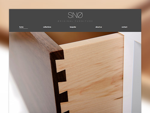 SNO Design Responsive Website
